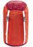 VAUDE Navajo 500 XL Syn Sovsäck röd